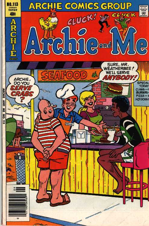 While Archie and 