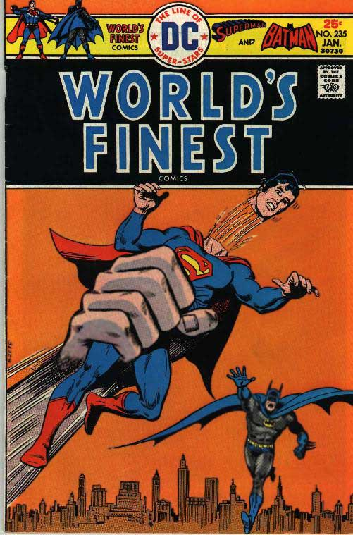 A giant hand 